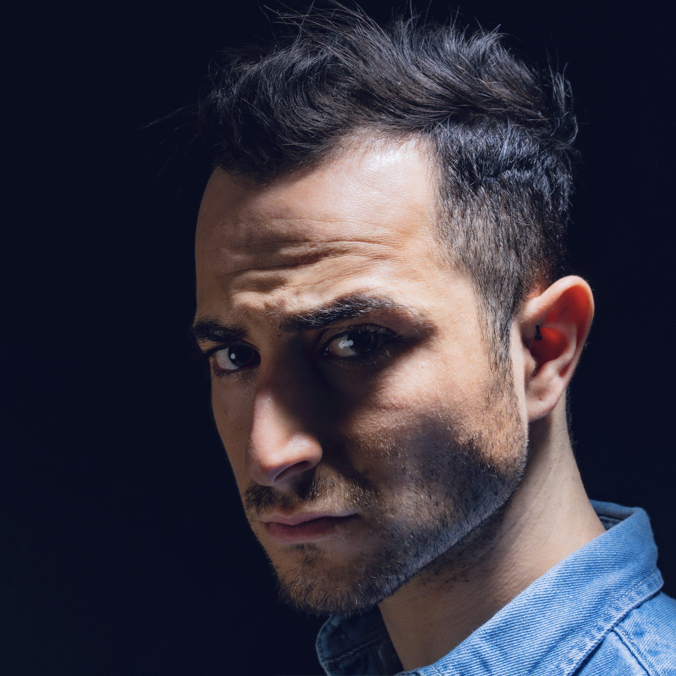 Portrait de Benoit Mauchamp_photo Dan 1